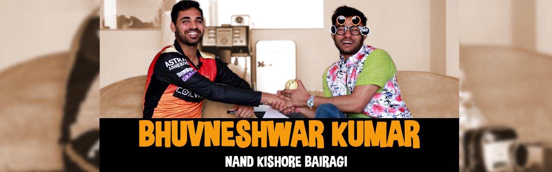 Bhuvneshwar Kumar | Nand Kishore Bairagi | RJ Kisna | Sunrisers Hyderabad | IPL 2019