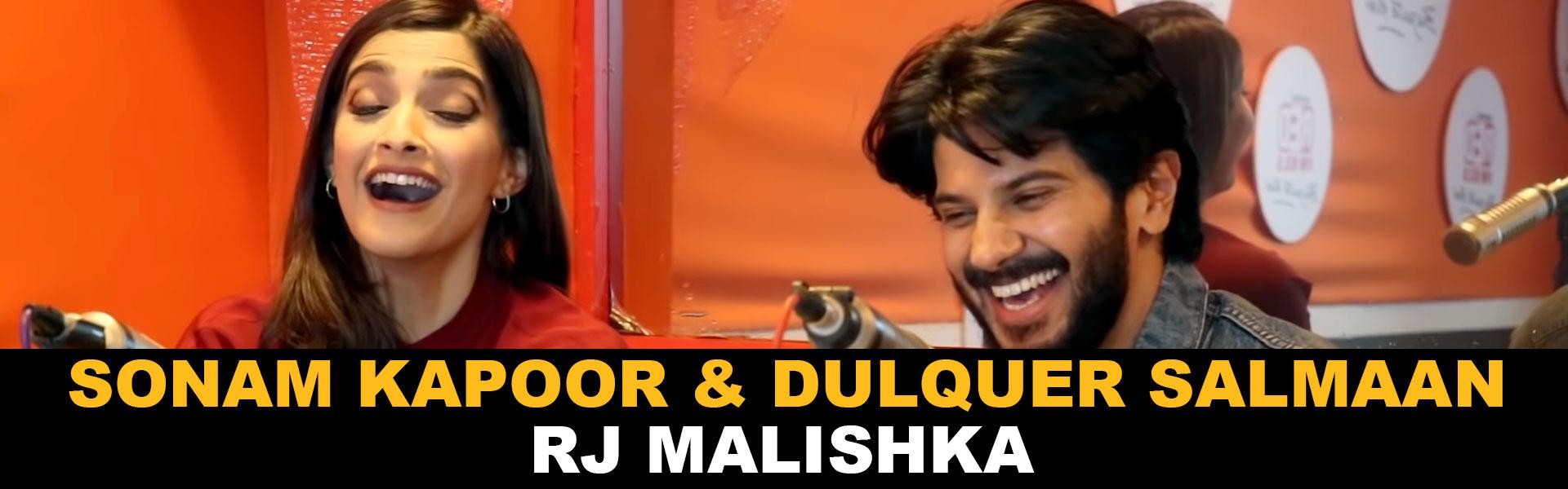 Sonam Kapoor & Dulquer Salmaan | The Zoya Factor