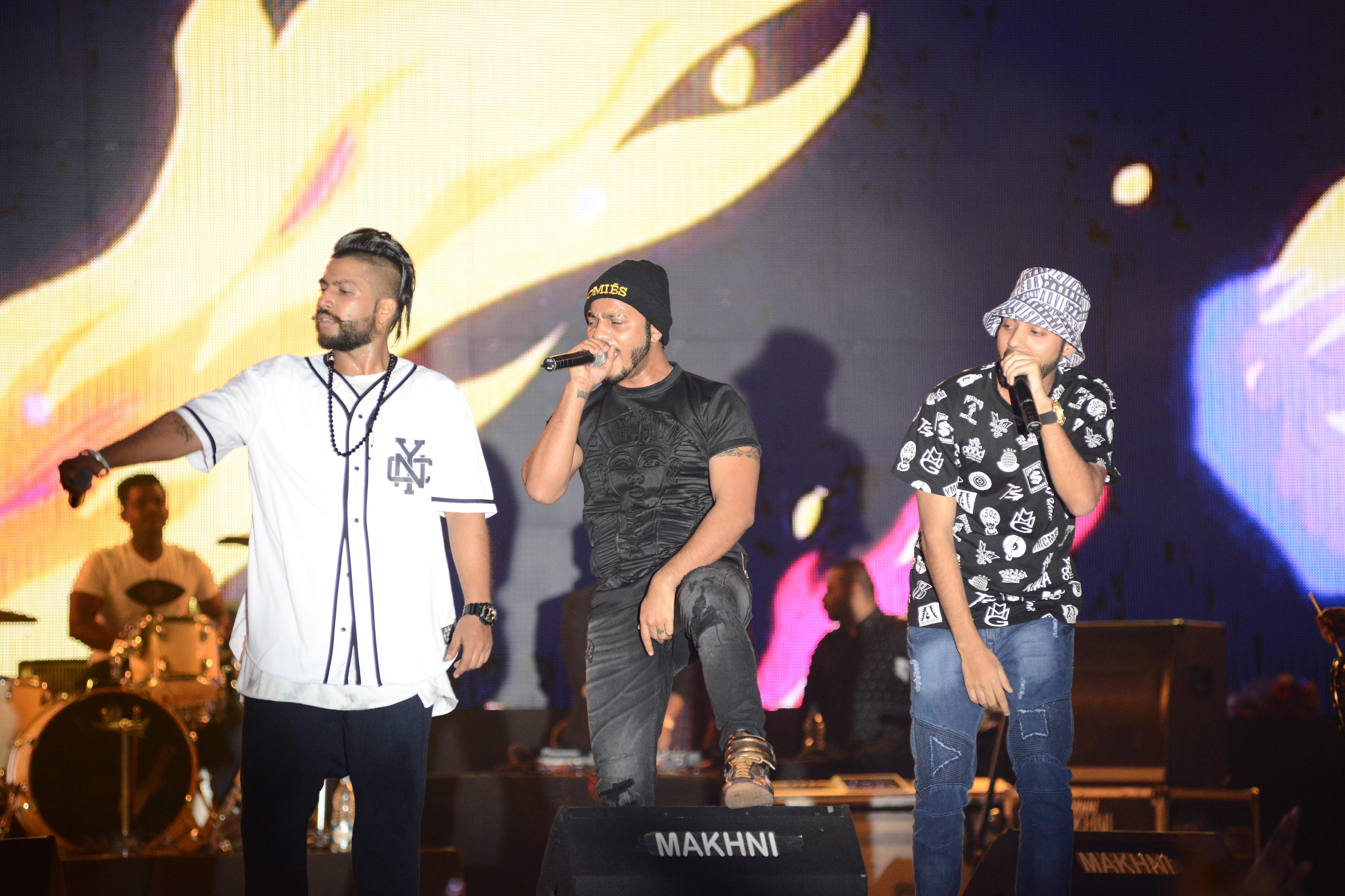 Swag Fest Delhi Raftaar
