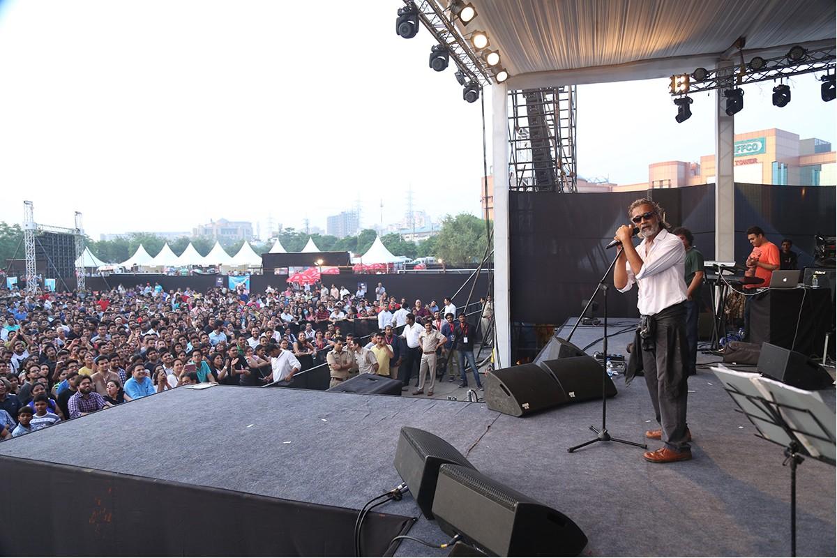 Red Live Delhi, 2016